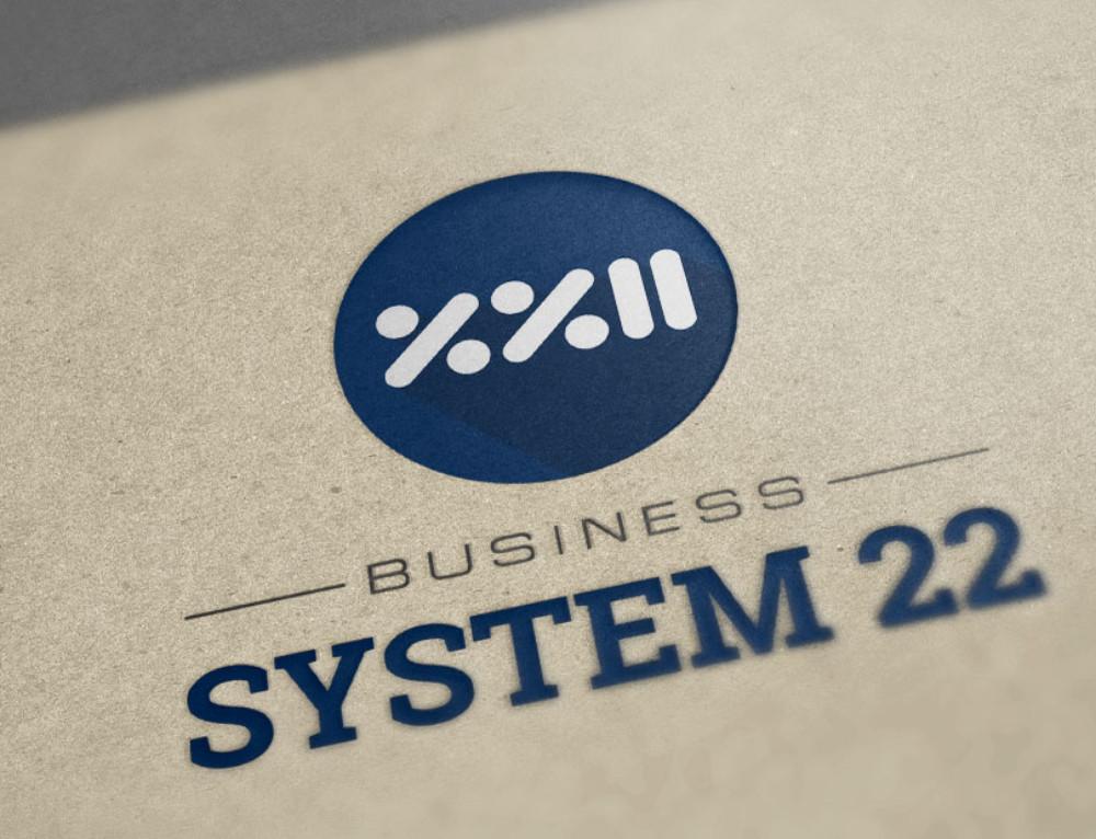 Логотип System 22