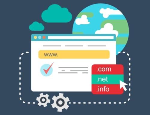 Регистрация домена и настройка перенаправления на реферальную ссылку