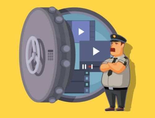 Защита видео от копирования: простое и удобное решение