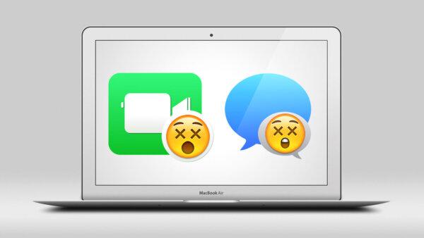 Ошибка активации iMessage и Facetime